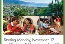 My Santa Barbara Holiday Getaway!! / Would love to go back to Santa Barbara for our anniversary!!!