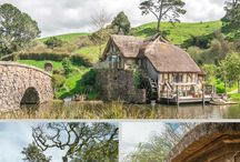 Travel New Zealand / North Island to South Island, from Hobbits to cultural exploration.