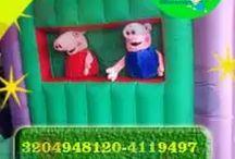 titeres para fiestas infantiles / hacemos las mejores fiestas infantiles bogota con titeres, payasos , personajes, decoracion y mucho mas llamanos y celebra con nosotros 3204948120 - 4119497 #fiestasinfantilesbogota