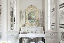 Bathroom Beautifulness / by Debbie Booth