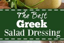 Greek Salad Dressing.