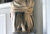 Hair / by Krystyn Katsibubas