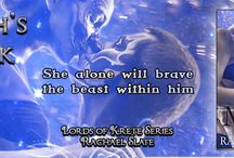 Earth's Mark by Rachael Slate / Book 2 in the Lords of Krete Series by USA Today bestselling author Rachael Slate
