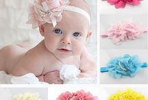 1920's Pearl and Floral Headband