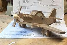 fantasia di legno