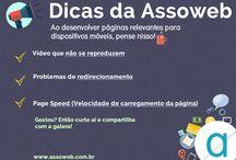 Dicas da Assoweb / Dicas da agência Assoweb