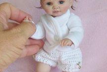 baby dols hand made