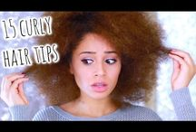 Curly Hair tutorials, tips, and help / Curly Hair tutorials, tips, and help