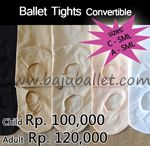 Ballet Tights / Colour: black, dark tan, nude, pink, white