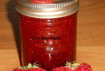 Canning Fruit & Jams
