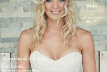 MARGARET RIVER WEDDINGS MAGAZINE 2015 / A look at what's inside... purchase your copy here, http://mrbg.com.au