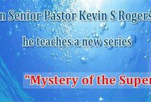 The Mystery of the Supernatural / Please join Sr. Pastor Kevin S. Rogers as he teaches a new series, The Mystery of the Supernatural.   City of Faith Christian Center  11011 Occident St. SW   Lakewood Wa 98499  #Faith #Christian #Lord #Believer #Lakewood #Wa