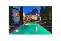 Famous Homes / Hollywood Tours ain't got nothing on this board! / by HSA Home Warranty