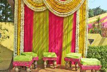 Pre-Wedding (Mehndi, Sangeet, Gaye Holud)