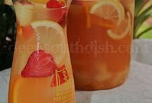 Food ~ Drinks / Hot, cold, and drink mixes / by Danielle Leonard - The Frugal Navy Wife