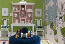 Furniture / by Vanessa De Vargas / Turquoise