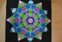 Kaleidoskop-Quilt