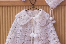 Crochet - Chales, Ponchos y Capas