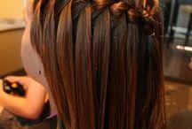 Hair / by Skyla Pierre