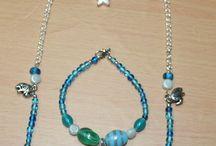 Jewelry / hand made jewelry... my new hobby