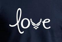 Love My Airman / by Jamie Cluff