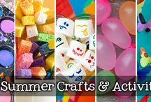 Activity Ideas for kids / by Sharon Mason