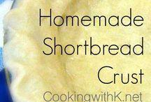 crusts for dessert homemade