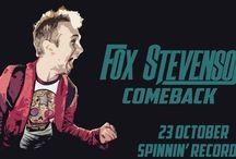 Fox Stevenson/StanSB