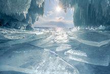 winter froze a heart