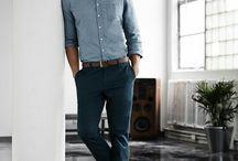 dress code men/smart casual