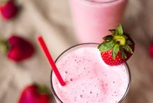 Protein Shake Recipes / by Kayla Nelson