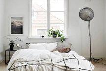 bedroom - nordic interior