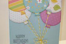 födelsedag kort