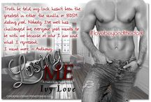 Losing Me / My very first book! It's a hot one, beware ;)  (Only .99!)  Purchase Links: Amazon US: http://amzn.to/1aCSZ2a Amazon UK: http://tinyurl.com/ojrmrkb Amazon AU: http://tinyurl.com/pwtvyu2 Amazon CA: http://tinyurl.com/nhs92qd Kobo: http://tinyurl.com/ousex8e B&N: http://tinyurl.com/nomto2q
