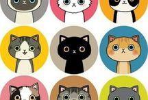kedi sanatıı