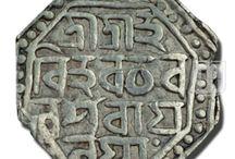 Coins of Jayadhvaja Simha / information about the coins of ruler Jayadhvaja Simha