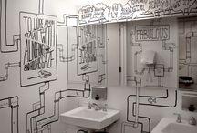 Déco toilettes