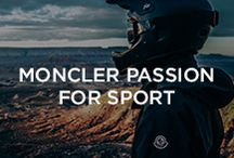 Moncler Passion for Sport / Moncler embarks now on a new chapter: Moncler Passion for Sport. Stories of people dedicated to planning arduos and demanding challenges. Lives that have been selected by Moncler for the passion they have.  Discover Episode I: Freeride Mountain Biking  http://on.moncler.com/1K6ajet / by Moncler