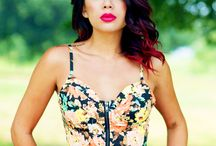 Janel Parrish (Mona -A from Pretty Little Liars)