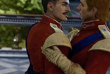 Pavus ❤️ Trevelyan / DA Inquisition OTP