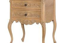 Oak Furniture Collection / Oak French Furniture.