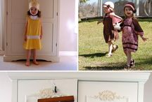 sewing idea for my little girls