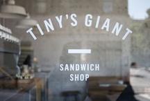 Sandwich shop ideas