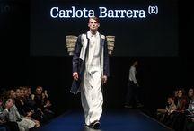 Carlota Barrera, finalista en la sección de moda de Designblok 2015 / Amonet es el nombre de la primera colección que Carlota Barrera realizó en su trabajo de fin estudios en IED Moda Lab Madrid. Proyecto con el que ha desfilado en la Designblok – Prague Design and Fashion Week.