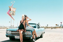 Girls & Cars / by Amy Mostert