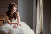 Our bride Christy