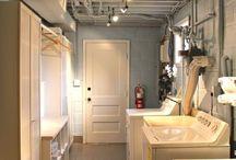 Basement/Storage/Laundry