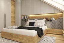 wnętrza- sypialnia