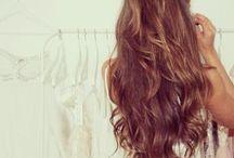 På håret