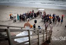 Pajaro Dunes Weddings / I've photographed many weddings at Pajaro Dunes over the years. / by Rebecca Stark